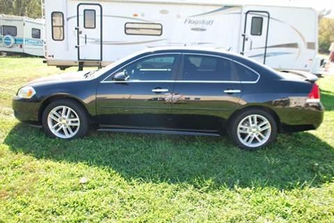2014 Chevrolet Impala Limited for sale in Olathe, KS