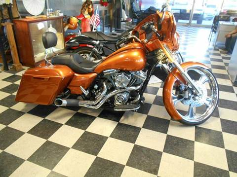 2014 Harley-Davidson Street Glide Custom