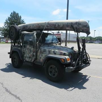 2004 Jeep Wrangler for sale in Olathe, KS