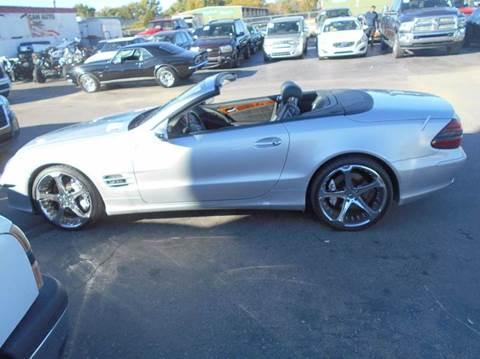 2007 Mercedes-Benz SL-Class for sale in Olathe, KS