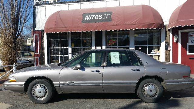 1995 Buick Park Avenue Base 4dr STD Sedan - Topeka KS