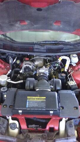 2000 Chevrolet Camaro 2dr Hatchback - Topeka KS