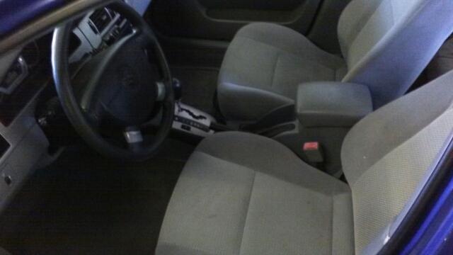 2006 Suzuki Forenza 4dr Sedan w/Automatic - Topeka KS