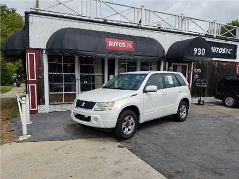 2006 suzuki grand vitara for sale for Thompson motors lapeer mi
