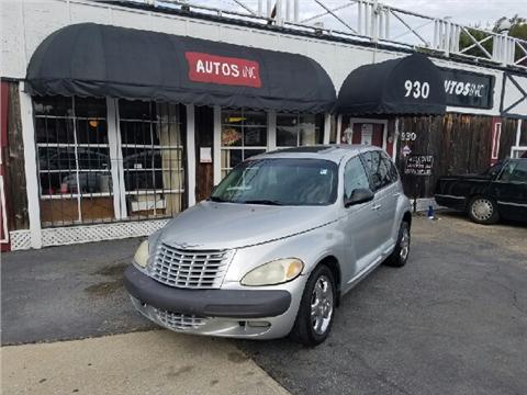 2001 Chrysler PT Cruiser for sale in Topeka, KS