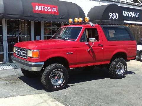 1988 ford bronco for sale carsforsalecom