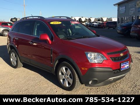 2013 Chevrolet Captiva Sport for sale in Downs, KS