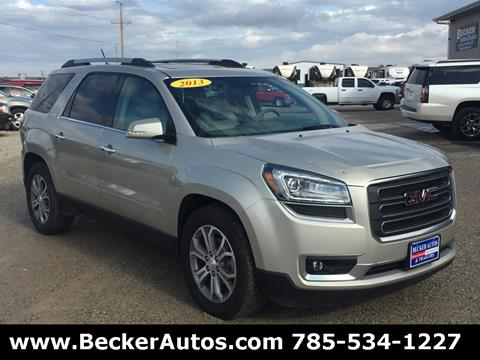 2013 GMC Acadia for sale in Downs, KS