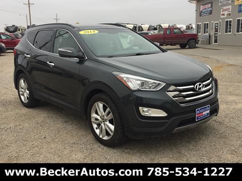 2014 Hyundai Santa Fe Sport for sale in Downs, KS
