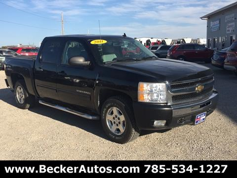 2011 Chevrolet Silverado 1500 for sale in Downs, KS