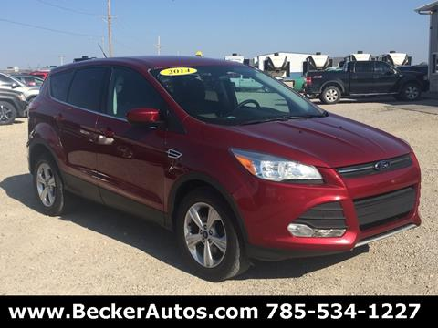 2014 Ford Escape for sale in Downs, KS
