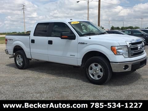 2014 Ford F-150 for sale in Downs, KS