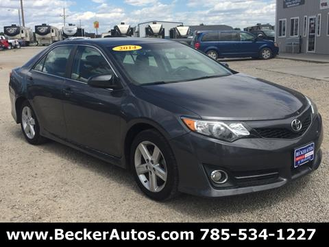2014 Toyota Camry for sale in Downs, KS