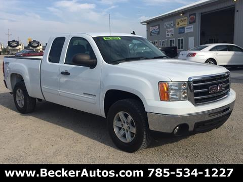 2012 GMC Sierra 1500 for sale in Downs, KS