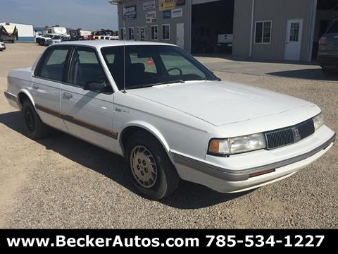 1995 Oldsmobile Ciera for sale in Downs, KS