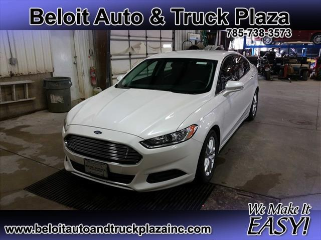 Ford Fusion For Sale In Beloit Ks Carsforsale Com
