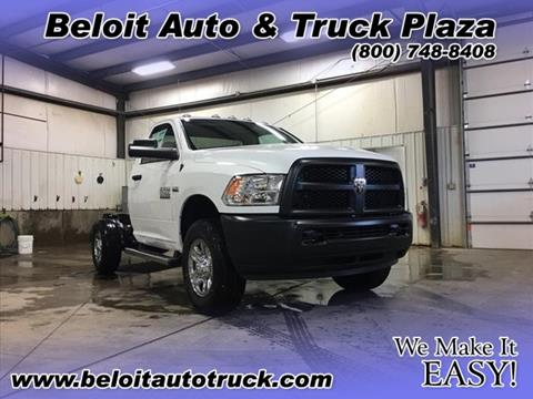 2018 RAM Ram Chassis 3500 for sale in Beloit, KS