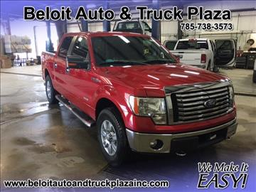 2012 Ford F 150 For Sale Iowa