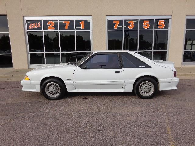 Used 1989 ford mustang for sale for Big city motors sioux falls sd