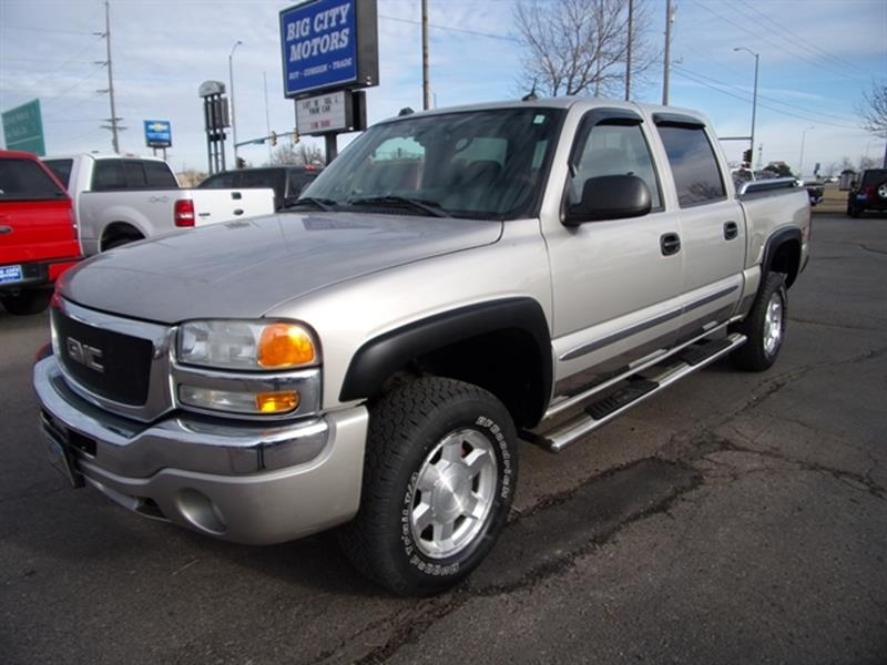 2004 gmc sierra 1500 for sale in lincolnton nc for Big city motors sioux falls sd
