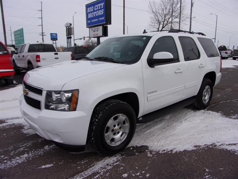 Used chevrolet tahoe for sale in south dakota for Big city motors sioux falls sd