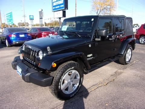 2007 Jeep Wrangler Unlimited for sale in Sioux Falls, SD