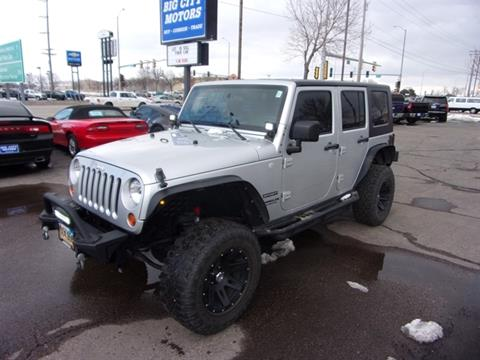 Perfect 2010 Jeep Wrangler Unlimited For Sale In Sioux Falls, SD