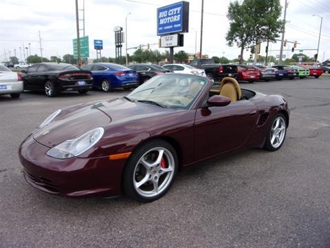 2004 Porsche Boxster for sale in Sioux Falls, SD