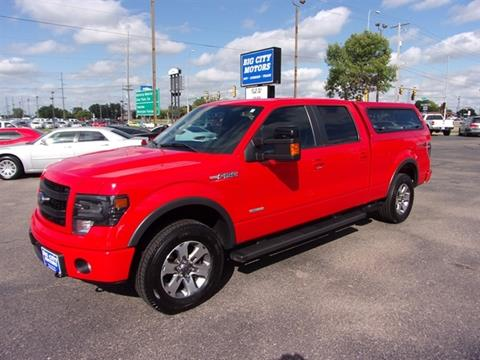 2014 ford f 150 for sale in south dakota for Big city motors sioux falls sd