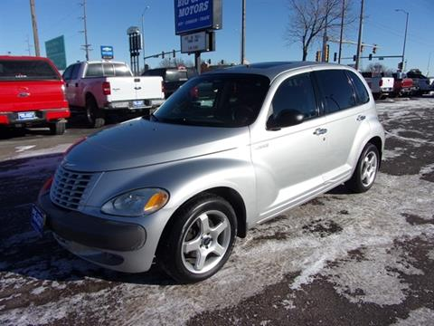 Chrysler pt cruiser for sale in south dakota for Big city motors sioux falls sd
