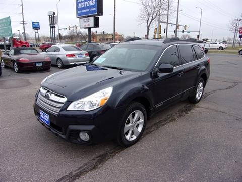 2014 subaru outback for sale in south dakota carsforsale for Big city motors sioux falls sd