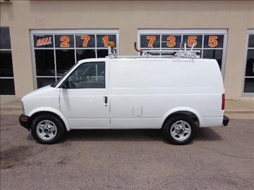 2004 GMC Safari Cargo for sale in Sioux Falls, SD
