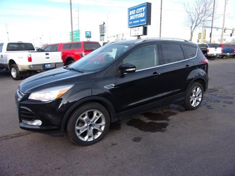 2014 ford escape for sale in sioux falls sd for Big city motors sioux falls sd