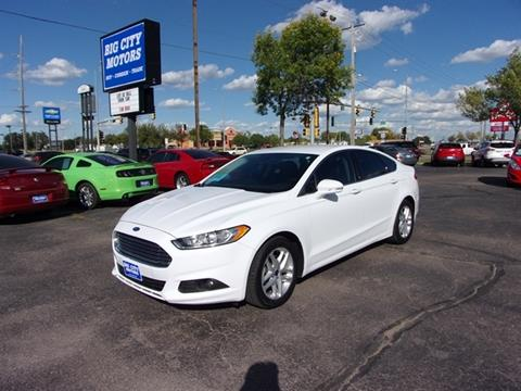 Ford fusion for sale in sioux falls sd for Big city motors sioux falls sd