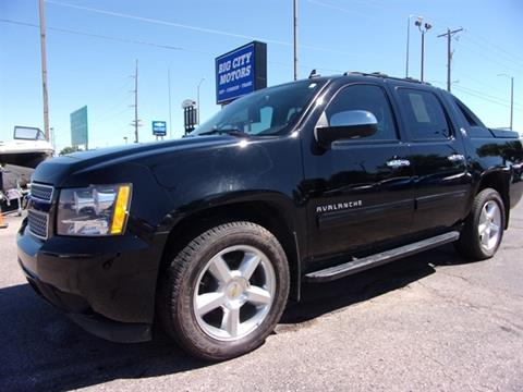Used chevrolet avalanche for sale in south dakota for Big city motors sioux falls sd