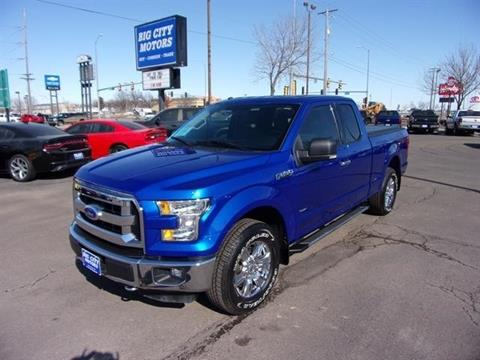 2016 ford f 150 for sale in sioux falls sd for Big city motors sioux falls sd