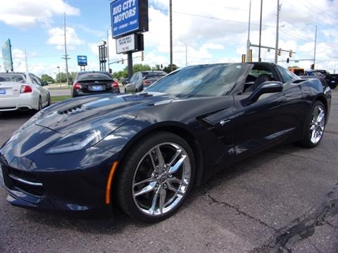 Chevrolet corvette for sale for Big city motors sioux falls sd