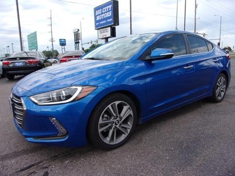 Hyundai elantra for sale in south dakota for Big city motors sioux falls sd