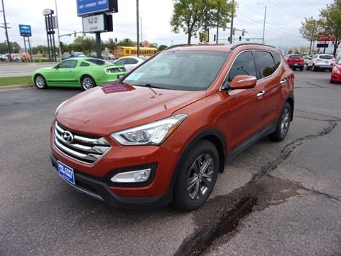 Hyundai santa fe for sale in sioux falls sd for Big city motors sioux falls sd