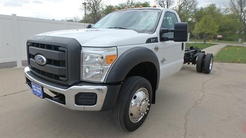 2011 Ford F-450 for sale in Sioux Falls, SD