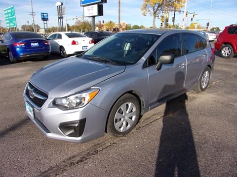 2013 Subaru Impreza for sale in Sioux Falls, SD