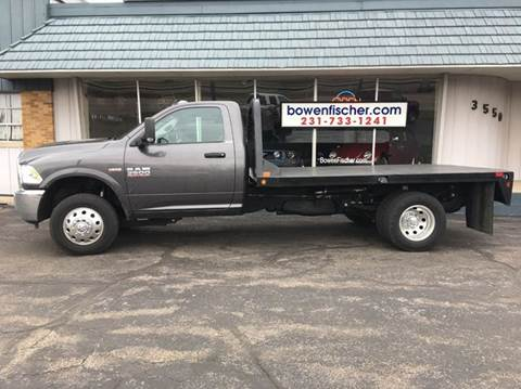 2015 RAM Ram Chassis 3500 for sale in Norton Shores, MI