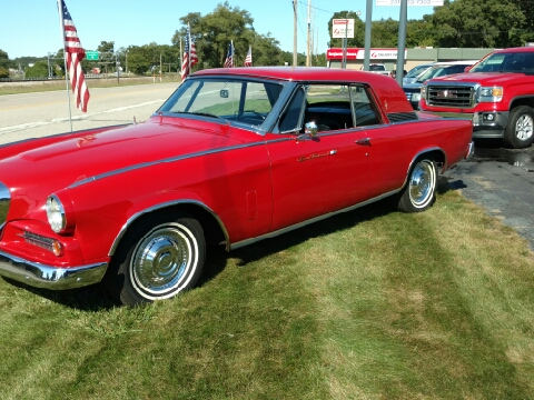1963 Studebaker Hawk for sale in Norton Shores, MI