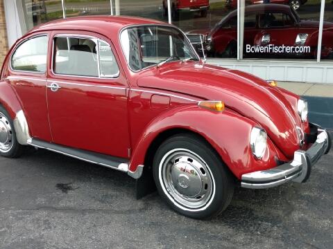 used 1970 volkswagen beetle for sale. Black Bedroom Furniture Sets. Home Design Ideas