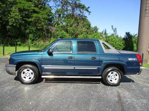 2005 Chevrolet Avalanche for sale in Rogersville, MO