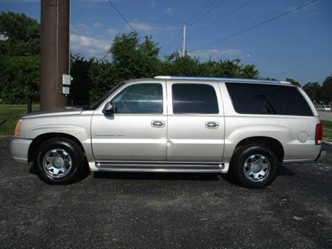 2004 Cadillac Escalade ESV for sale in Rogersville, MO