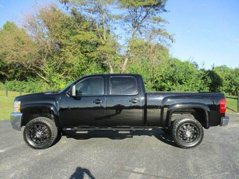 2008 Chevrolet Silverado 2500HD for sale in Rogersville, MO
