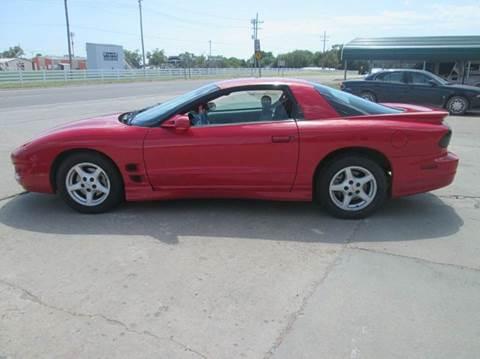 1999 Pontiac Firebird for sale in Downs, KS