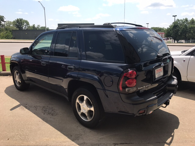 2008 Chevrolet TrailBlazer 4x4 LS Fleet1 4dr SUV - Kansas City KS
