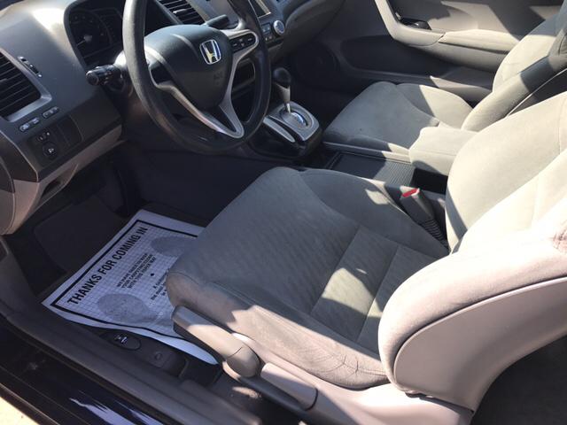 2009 Honda Civic LX 2dr Coupe 5A - Kansas City KS
